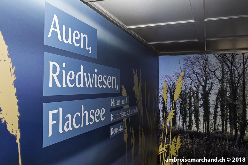 Ausstellung - Stiftung Reusstal